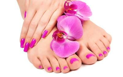 Manicure + Pedicure + Gel Polish