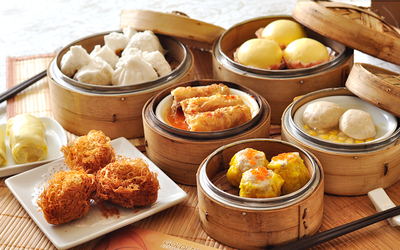 (Fri - Sat) RM50 Cash Voucher for Weekend Dim Sum