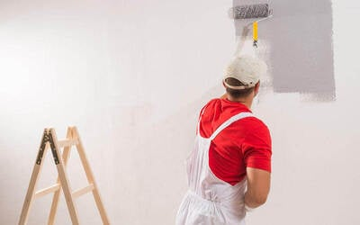 House Painting Service (4 Rooms)