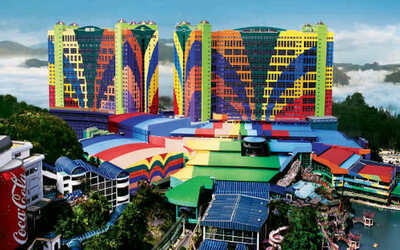 Genting Highlands: Return Coach Transfer