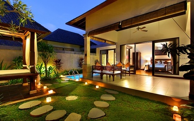 Seminyak: 4* Private Pool Villa