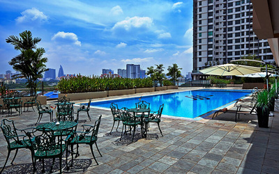 Kuala Lumpur: 2D1N Stay in Deluxe Room with Breakfast for 2 People