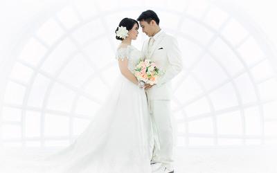 Prewedding Indoor Photo shoot
