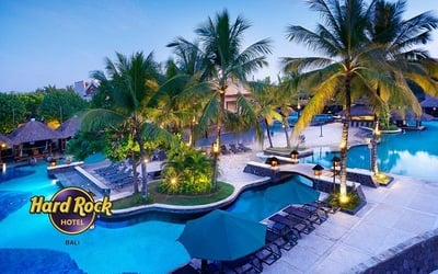 Bali: 5* Hotel Stay + Return Flights