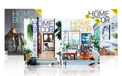 12-Month Digital Subscription of Home and Decor Singapore Magazine