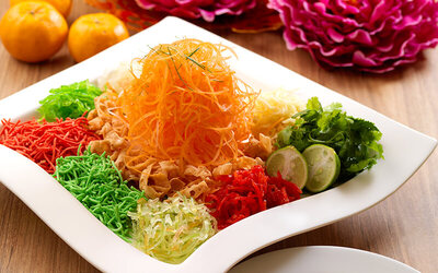[CNY] Chinese New Year Yee Sang for 10 People