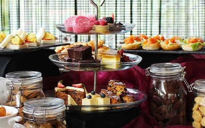 Weekend Hi-Tea Buffet for 2 People
