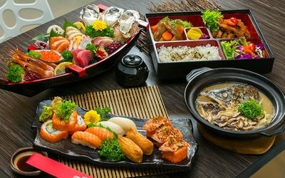 RM100 Cash Voucher for Japanese Cuisine