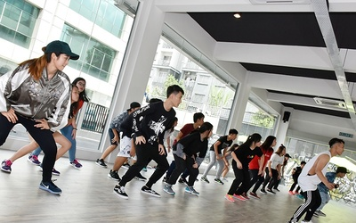 1-Month Access to Street Dance Fitness