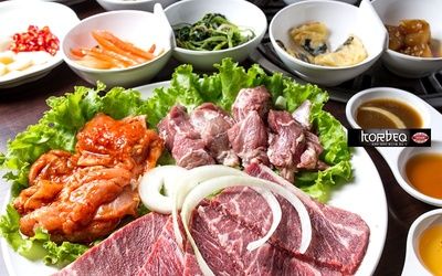 All You Can Eat Korean BBQ (Aussie Package)