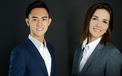 Resume/Passport/Corporate/IC Makeover Photoshoot for 2 People
