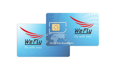 APAC, UK, Europe: 15-Day 4G/3G Data Roaming SIM Card for 29 Countries with 1GB Data Plan + Mail Delivery