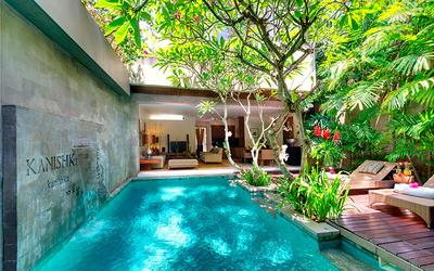Bali: 3D2N Stay in 1-Bedroom Pool Villa for 2 People