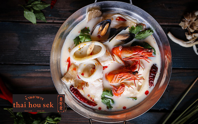 RM100 Cash Voucher for Thai Cuisine