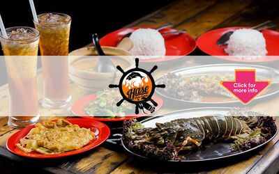 Promo Code for 10% Off Any FavePay Purchase at Hase Seafood and Lobster