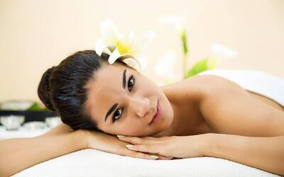 3-Hour Full Body Massage and Facial with Neck and Eye Treatment for 1 Person