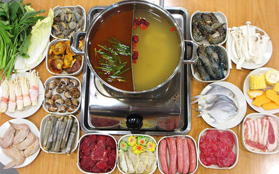 Steamboat Buffet for 4 People