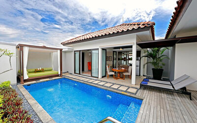 Bintan: Pool Villa Stay + Return Ferry
