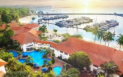 Batam: 2D1N Stay in Deluxe Garden View Room with Dinner and Return Ferry Transfer for 1 Person