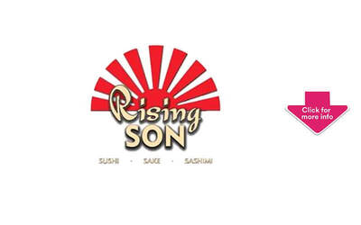 Promo Code for 15% Off Any FavePay Purchase at Rising Son (New FavePay User)