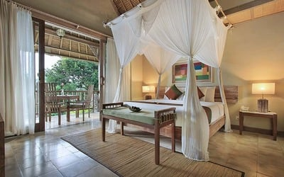 Ubud, Bali: 3D2N Stay in Deluxe Garden View Room for 2 People + Breakfast