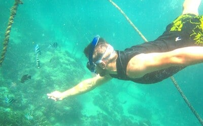 Bali: Snorkelling for 1 Person