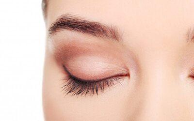 Natural Eyelash Extension + Evebrow Tinted