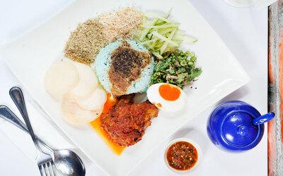 RM40 Cash Voucher for Malay Cuisine