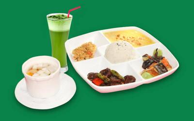 Paket Combo Chinese Vegetarian ( Paket A , Paket B dan Paket C )