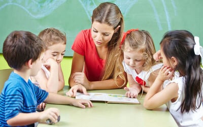 Three (3) 1-Hour English Enrichment Classes for 1 Person
