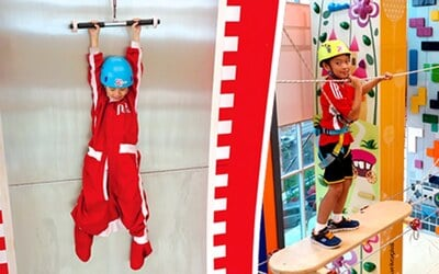 1-Hour Indoor Playground Access for 1 Person (Weekday)