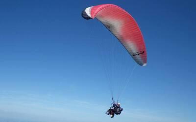 Tandem Parachute/Paragliding for 1 Person