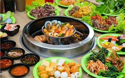 Star Avenue Shah Alam: Weekend Korean BBQ Dinner Buffet for 2 People