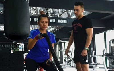 [CNY] Private Personal Training for 1 Person (2 Sessions)