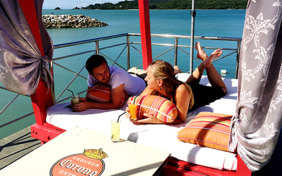 Langkawi: 3D2N Stay in Female-Only POD Room for 1 People