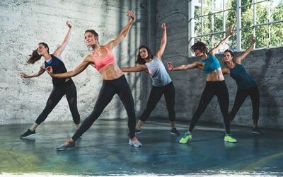 [CNY] 1-Month pass to Jazzercise, Yoga, and Zumba Classes for 1 Person