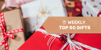 Weekly Top Gifts