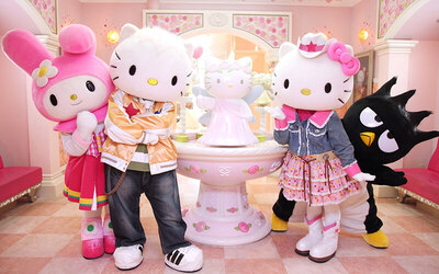 JB: 1-Day Pass to Sanrio Hello Kitty and Thomas Town for 1 Person (All Parks)