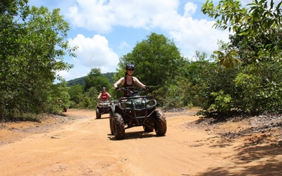 Phuket: 1-Hr ATV Ride + Hotel Transfer