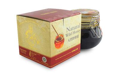 "[CNY] One (1) Jar of ""A-Class"" Monofloral Rambutan Honey"