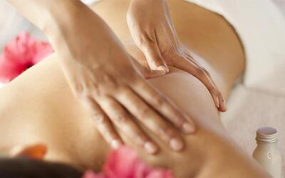 90-Min Full Body Massage + Body Treatment for 2 People