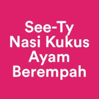 See-Ty Nasi Kukus Ayam Berempah featured image