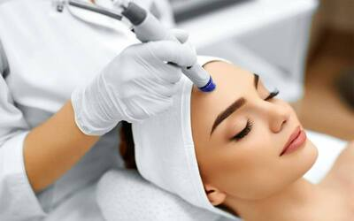 5x Microdermabration Diamond Treatment + Konsultasi Dokter