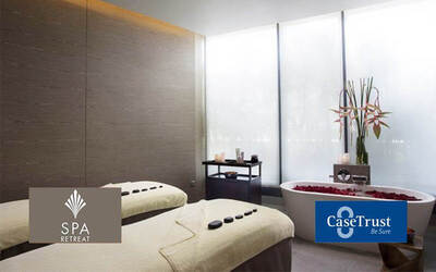 2.5-Hour Spa Indulgence Package at Spa Retreat for 1 Person (1 Session)