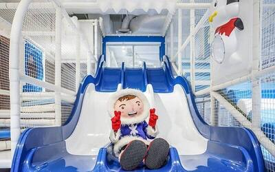 [CNY] 1-Day Pass to Dreamworld Playland at The Starling Mall for 1 Child (2 - 12 Years Old)