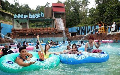 Water Park Admission for 1 Child / Senior Citizen (Aged 60 and Above)