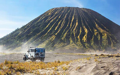 Surabaya: 4D3N Mt. Bromo Tour + Hotel Stay for 1 Person