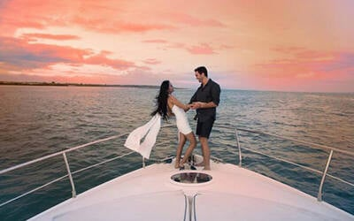 3-Hour Sunset Cruise for 2 Adults