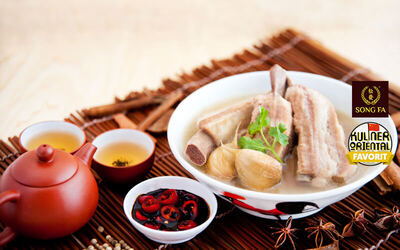 Voucher Value Worth Rp150.000 for All Soup Dishes & Braised Dishes Menu