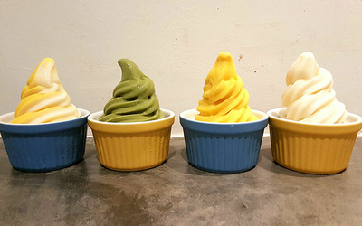 [11.11 Sale] Ice Cream Cups for 2 People